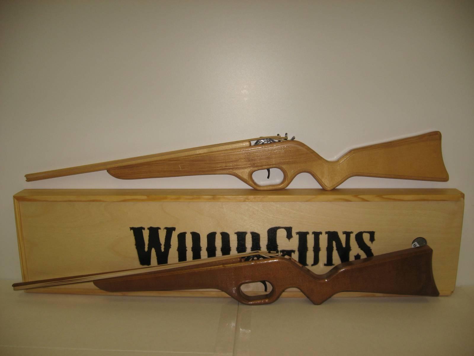 Игрушечное ружье из дерева своими руками 49